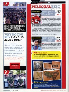 Can you see me? iRun Magazine, June 2012, Page 14