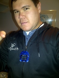 Running coaches should wear hoodies and stopwatches, right?
