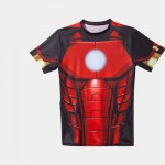 Under Armour Alter Ego Iron Man Shirt