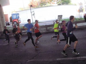 1:45 Half-Marathon pacer