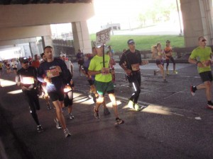3:30 Marathon Pace Group