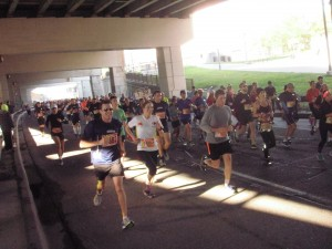 1:50 Half-Marathon Pace Group