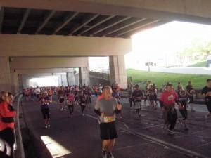 4:00 Marathon Pace Group