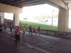 2:30 Half-Marathon pace group