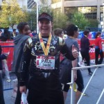 After the STWM 5k! Thanks for the great photo Brenda!!