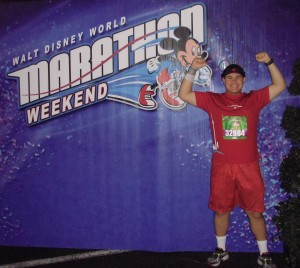 Before the Walt Disney World 10k