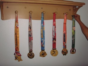 Medal collection!