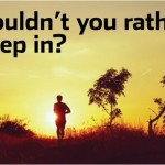 """#2 on Runner's World's """"25 Worst Questions to ask a runner"""""""
