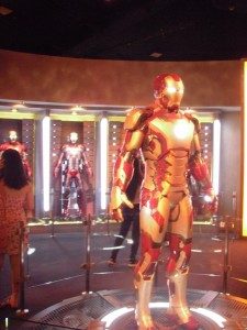Iron Man Hall of Armour!