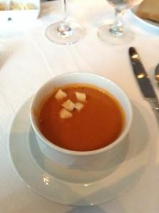 A really, really good tomato soup