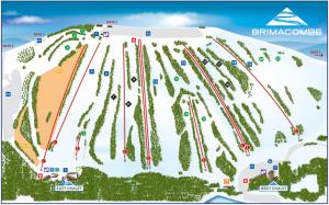 Brimacombe Ski Trails Map (image source)