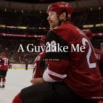 "Headline image of ""A Guy Like Me"" by John Scott in The Players' Tribune"