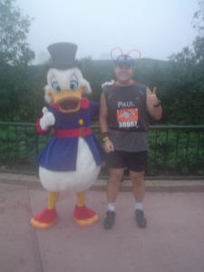 With Scrooge McDuck