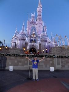 Magic Kingdom: Cinderella's Castle