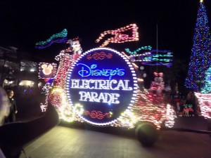Electric Parade at Magic Kingdom