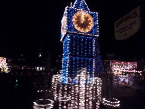 Electric Parade at Magic Kingdom