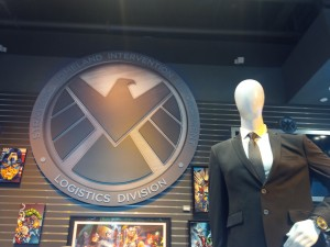 I quite like the Marvel's Agents of SHIELD TV show, so this was cool to me