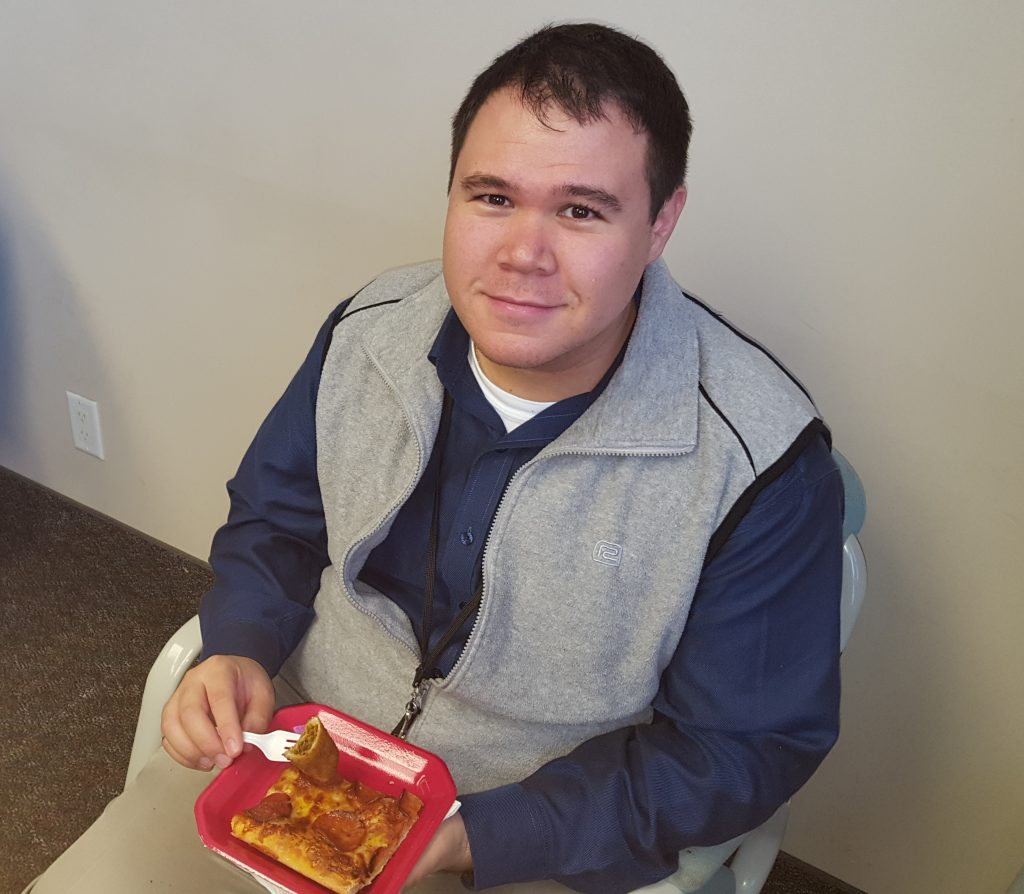 Photo take of me during a lunchtime function at work. I don't like how I look.